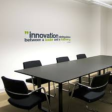office deco. Paperflow Office Deco Wall Transfers, Innovation Distinguishes\u2026 51\ A