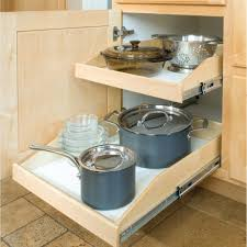lighting excellent pull out kitchen shelves 1 rev a shelf cabinet organizers 5wb2 1522 cr 64