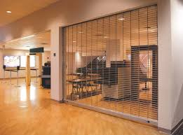 Rolling Door Designs Rolling Sliding Accordion Security Grilles Clopay Commercial