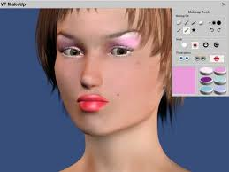 screenshot 3 of virtual fashion makeup