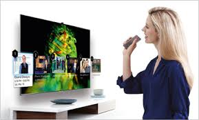 samsung tv voice control. f8000 smart led tv featuring s recommendation with voice interaction samsung tv control o