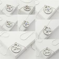 Kinekt Design Gear Necklace Gear Earrings Bead Fest Fall 2016 Shopping Workshops And