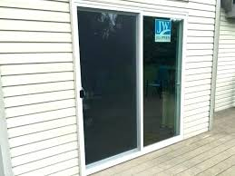 cost to replace sliding glass door install installation medium size of how much does it