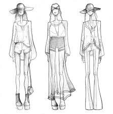 Hand Drawn Fashion Designs 2014 2015 Fashion Trends 2014