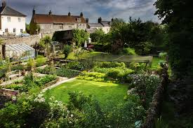 Walled Kitchen Garden Bed Breakfast In Nunney Somerset Stay At Pennys Mill