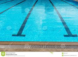 olympic swimming pool lanes. Large Olympic Size Swimming Pool With Racing Lanes