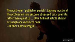 article 5 book es by camille paglia