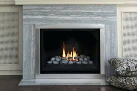 ideas gas fireplace stones and gas logs inserts and glass rock fireplace ideas gas logs gas