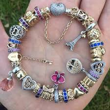 How To Design Your Pandora Bracelet Check The Way To Make A Special Photo Charms And Add It