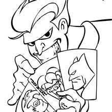 Small Picture Joker game coloring pages Hellokidscom