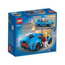 LEGO CITY 60285 Xe Ô Tô Thể Thao ( 89 Chi tiết) Bộ gạch đồ chơi lắp ráp cho  trẻ em chính hãng 319,000đ