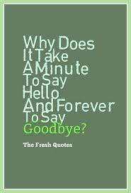 Christian Goodbye Quotes Best of Beautiful Goodbye Quotes Farewell My Friend TheFreshQuotes