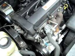 02 saturn sc2 crappy idle noise drive belt or timing chain