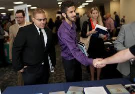 voa report vets jobs
