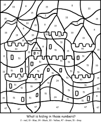 Download them or print online! Free Printable Color By Number Coloring Pages Best Coloring Pages For Kids