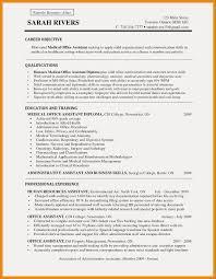Resume For Medical Fice Beautiful Esthetician Resume Template