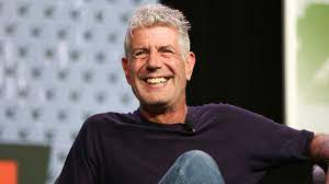 Anthony Bourdain bares all in ...