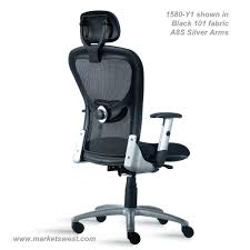 Office Chair Leather High Back Executive Conference Chair Leather Or Fabric Seat