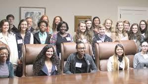 High school juniors selected for Junior Leadership Anderson Program