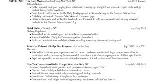 Resume Should Resumes Be Double Sided Amazing Top Resume Writing