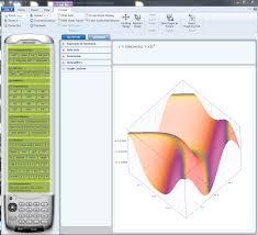 microsoft mathematics 3d graph
