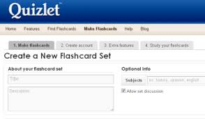 News  QuizletMake Flashcards On Quizlet