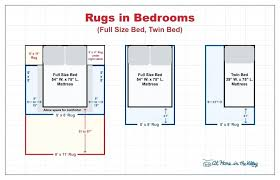 magnificent rug size guide for rugs size guide for bedrooms full or twin bed 22 rug fresh rug size
