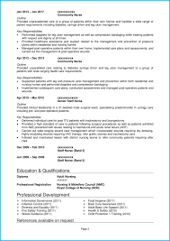 Rn Professional Resumes Nursing Cv Example With Writing Guide Cv Template Get