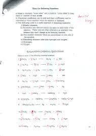 worksheet worksheet balancing equations answers grass fedjp practice chemistr full size