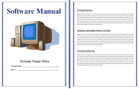 user manual template user manual format dolap magnetband co