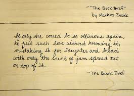 the book thief by markus zusak one of the most beautiful books   the book thief by markus zusak one of the most beautiful books