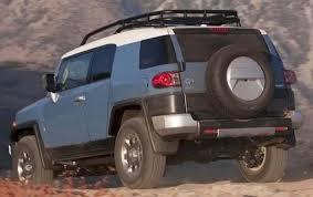 2011 Toyota FJ Cruiser - Information and photos - ZombieDrive
