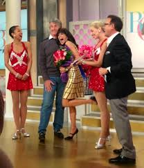 To celebrate Bobbi Ray Carter 30th anniversary with HSN, we made a surprise  TV appearance to present her with a cru… | Rockettes, Radio city music  hall, Celebrities