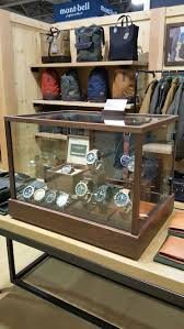 Decorative Display Cases 17 Best Ideas About Watch Display On Pinterest Watch Storage