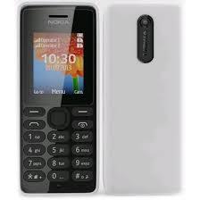 Nokia 108 Dual SIM (White)