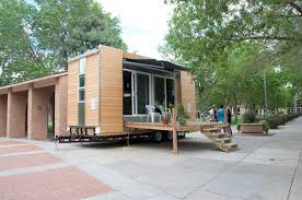 Small Picture Modern Styled Tiny House Self built tiny house on wheels in