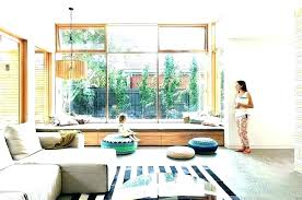 living room bench seating storage ideas built bay window seat kitchen