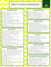 Household Chores Roster Chores Schedule Template House Chores Chart Ate Top Deep Clean