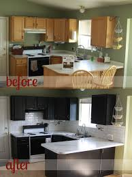 Refinishing Wood Laminate Kitchen Cabinets More Than10 Ideas Home