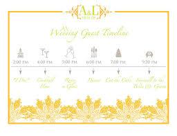 Wedding Timeline Beauteous Wedding Timeline Design A Photo On Flickriver