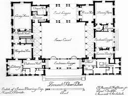 spanish house plans best of small home style courtyard modern villa ripping villas floor
