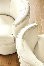 simple and classic our leather swivel chair is a modern version of the tub small desk