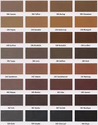 Davis Concrete Color Chart Davis Concrete Color Chart Davis Concrete Color Chart Davis