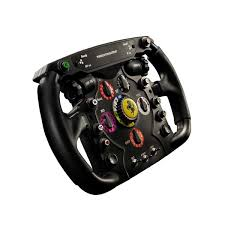 Early f1 cars used steering wheels taken directly from road cars. Thrustmaster Ferrari F1 Italia Steering Wheel Ricmotech