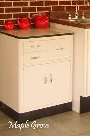 Archived On 2018 Excellent Painting Vintage Metal Kitchen Cabinets