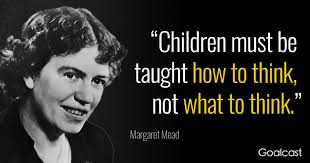 Quote For Change 11 Margaret Mead Quotes That Show Change Starts With You