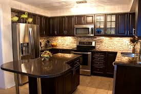 Painted Black Kitchen Cabinets Bathroom Appealing Black Kitchen Cabinets Pictures Options Tips