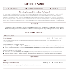One Page Resume 2019 Guide To One Page Resume Templates Examples