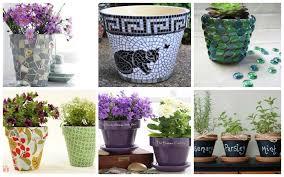 Pot Decoration Designs 100 Of Our Favorite Flower Pot Decoration Ideas Garden Lovers Club 45