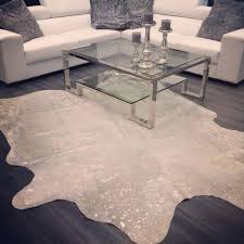great silver metallic cowhide rug l73 on nice home design style with silver metallic cowhide rug